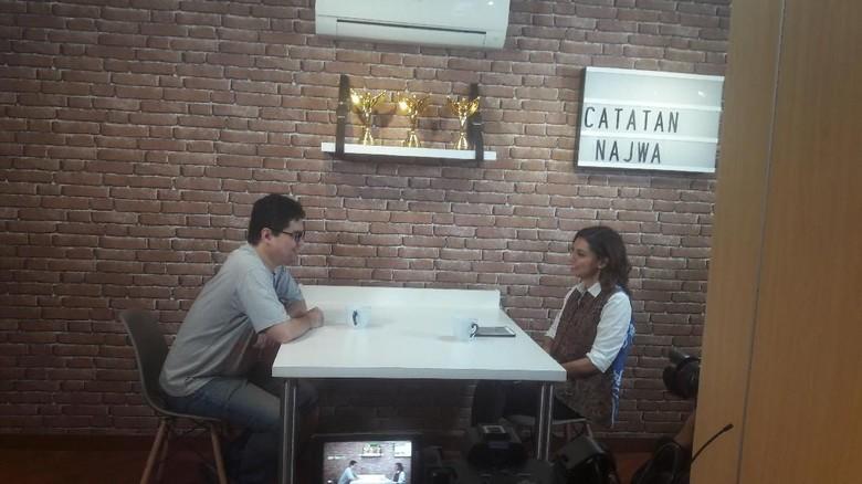Saksikan Wawancara Najwa Shihab dengan Ananda Sukarlan di detikcom
