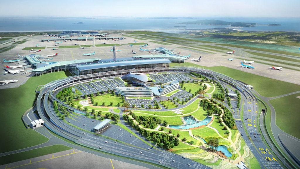 Awal Tahun Depan, Terminal 2 Bandara Incheon akan Dibuka