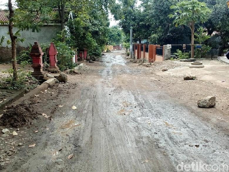 Jalan Desa di Mojokerto Rusak, Ini Kata Anggota Dewan