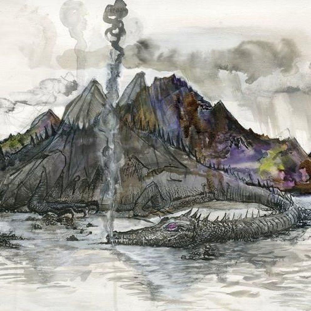 Hewan Menyeramkan di Edisi Ilustrasi Fantastic Beasts and Where to Find Them