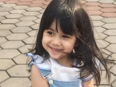 Ayasha Putri, bocah cantik ini juga gemesin dan fansnya banyak lho, hingga kini followers Instagram-nya 457 ribu. (Foto: Instagram/ayashaputri)