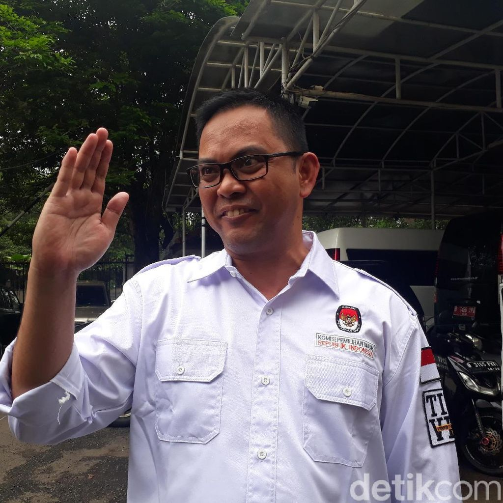 KPU akan Terima Daftar Pemilih Luar Negeri dari Kemlu