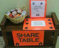 'Share Tables' di Sekolah Cegah Makanan Terbuang dengan Cara Bermanfaat