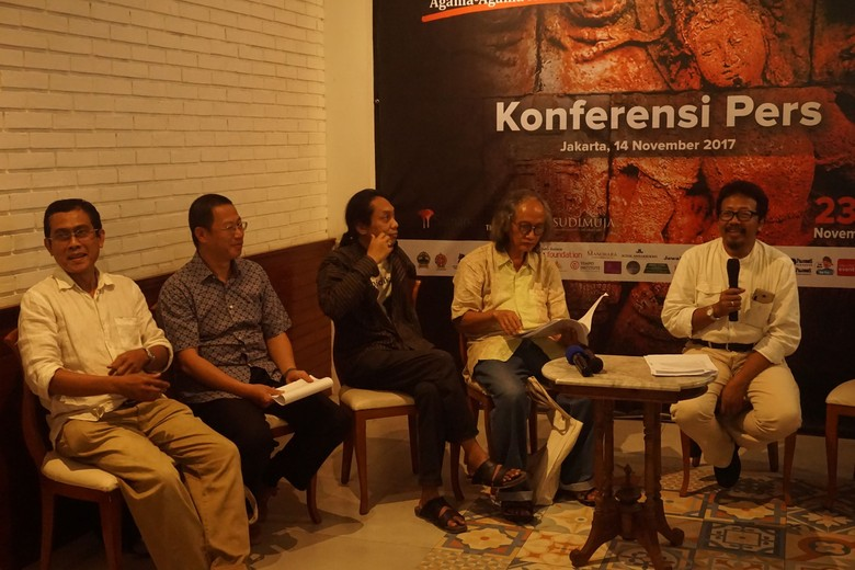 Borobudur Writers and Cultural Festival 2017 Siap Digelar 23-25 November