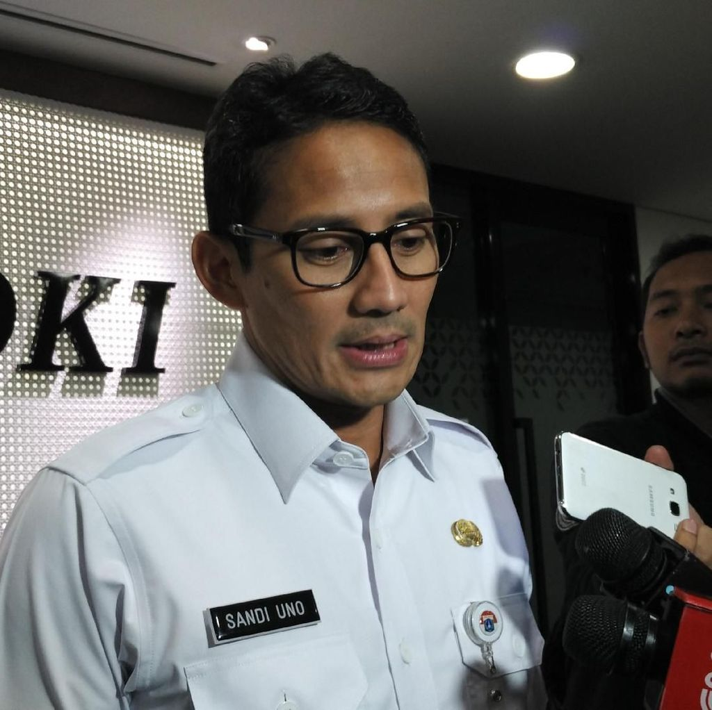 Soal Toleransi di DKI, Sandiaga: Warga Sudah Move On dari Pilkada
