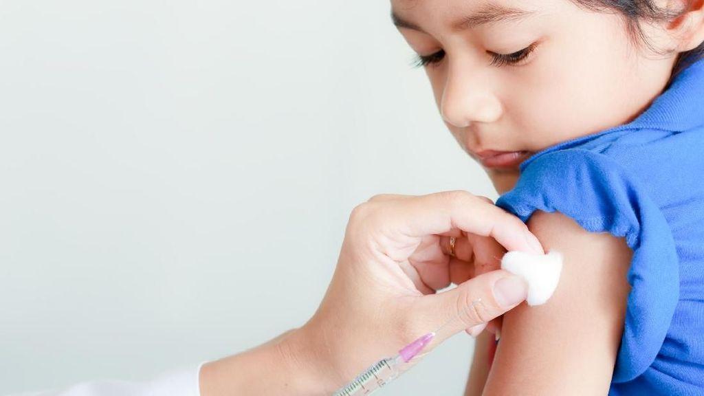 Catatan Penting Soal Vaksin untuk Anak yang Punya Alergi