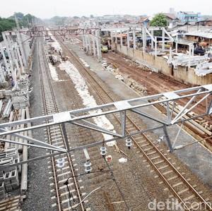 Proyek Kereta Kencang Jakarta-Surabaya Butuh Rp 70 Triliun