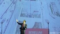 Nada Tinggi Jokowi Saat Bicara Harga BBM di Rakernas NasDem