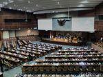 Selain Lantik Utut Jadi Pimpinan DPR, Paripurna Esok Sahkan 12 PAW