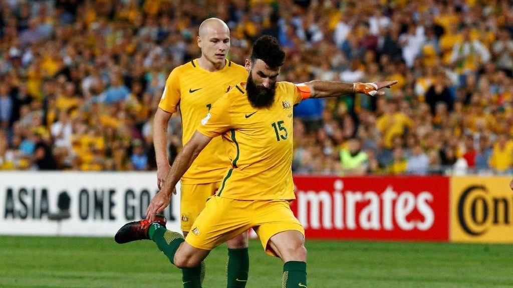 Australia Jadi Wakil Kelima Asia di Piala Dunia