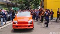 Evhero, Mobil Listrik Crossover Ciptaan Dosen Itenas
