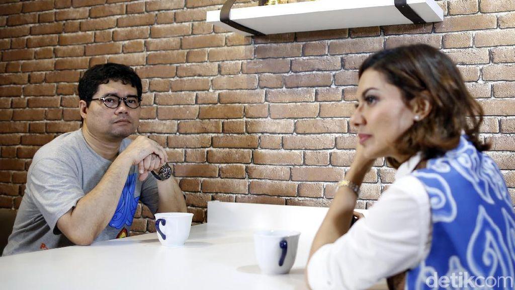 Ananda Sukarlan Bicara soal Hubungannya dengan Anies Baswedan