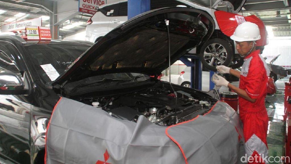 Mitsubishi Pelajari Masalah Idle Up di Xpander