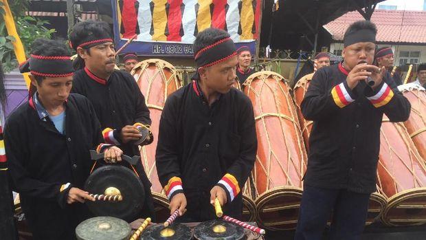 Ngunduh Mantu Kahiyang-Bobby, Panitia Gladi Kotor Acara Adat