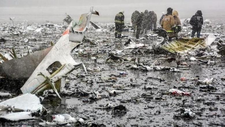 Tragedi pesawat (AFP)