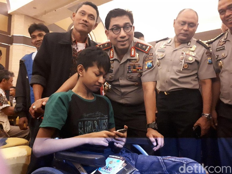 Jelang Pilkada 2018, Kapolda Jatim Imbau Netizen Jaga Keamanan