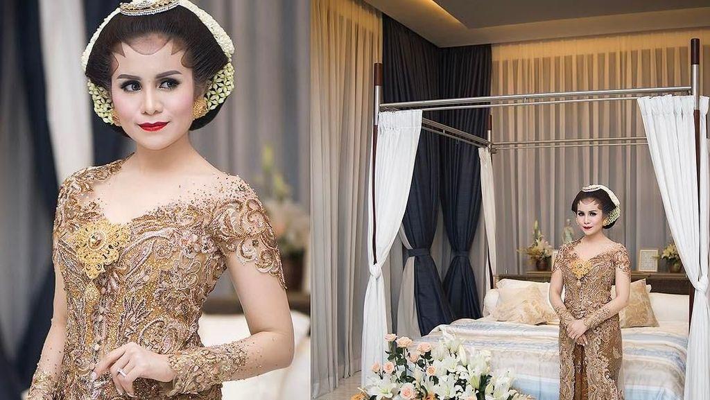Tren Kebaya Pernikahan yang Diminati di 2018
