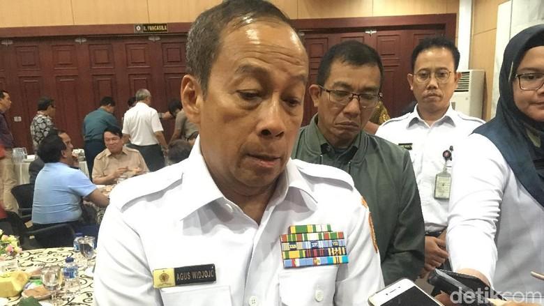 Lemhannas Minta Pemerintah Cegah Radikalisme - Jakarta Lembaga Ketahanan Nasional RI menggelar diskusi sebelum seminar nasional mengenai peran Pancasila dalam memperkokoh NKRI yang digelar