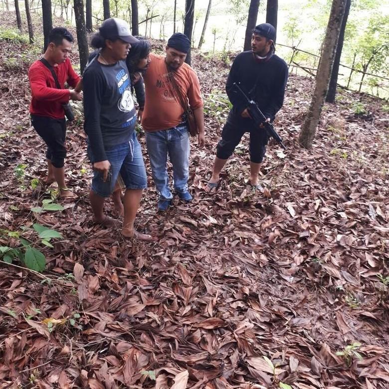 Polisi Tangkap Anak Durhaka yang Bacok Ayahnya di Purwakarta