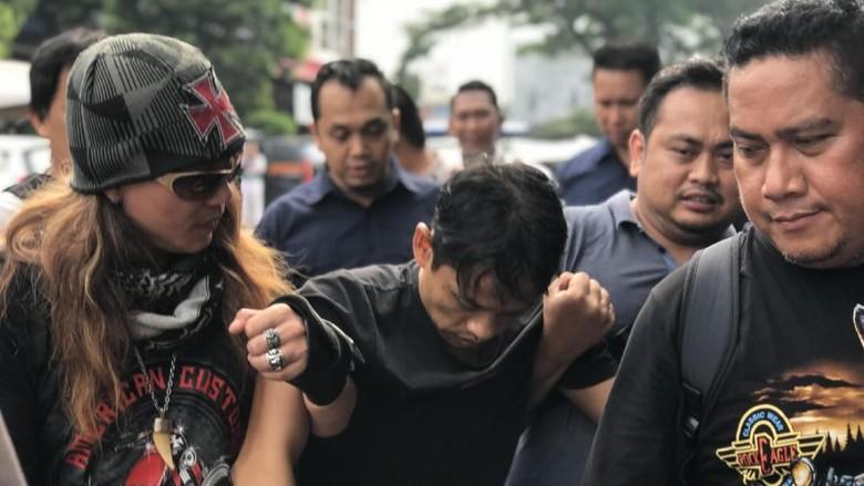 Melawan Saat Ditangkap, Pelaku Kasus Mayat di Kp Rambutan Didor