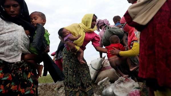 Kuburan Massal Ditemukan di Rakhine, Militer Myanmar Selidiki