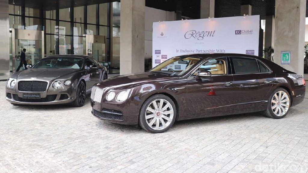 Infrastruktur Keren Dongkrak Penjualan Mobil Mewah