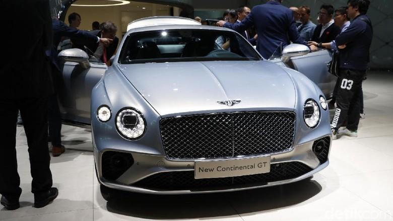 Bentley Continental GT Terbaru Segera Sentuh Aspal Indonesia