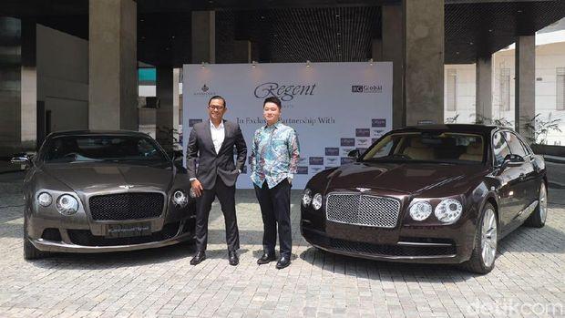 Penghuni Apartemen di Jakarta Ini Bisa Ngemal Naik Bentley