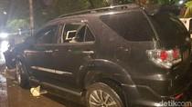 Mobil Setya Novanto Tabrak Tiang di Kanan, Pecah Kaca di Kiri