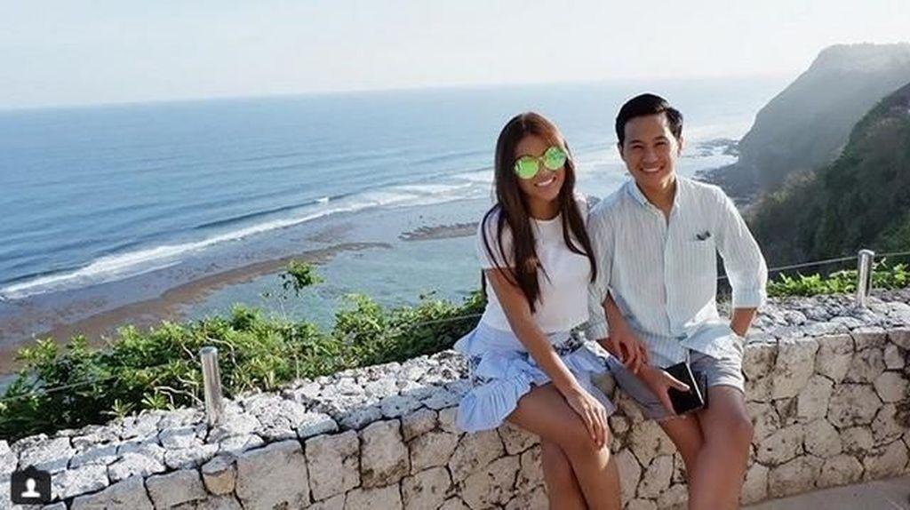Sempat Putus, Aurel dan Sang Pilot Muda Masih Sayang-sayangan