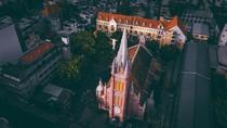 Foto: Ini Gereja Berwarna Pink