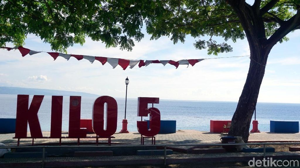 Pantai Kilo Lima, Ikonnya Kota Luwuk