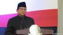 Prabowo: Korupsi Merajalela karena Elite Tak Bisa Jaga Nilai