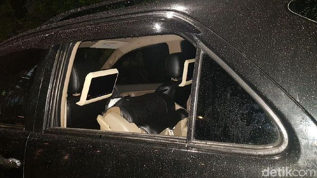 Kecelakaan Mobil Novanto