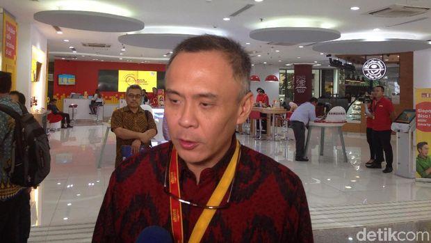 Diterpa 'Badai', Indosat Bantah Joy Wahyudi Mengundurkan Diri