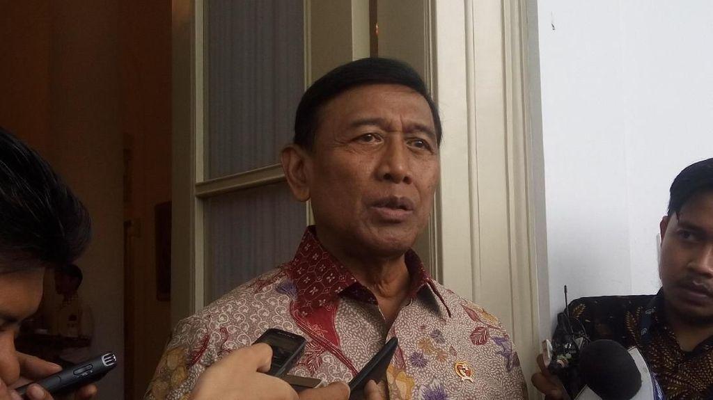 Wiranto: Reuni 212 Tidak Perlu, Masalahnya Sudah Selesai