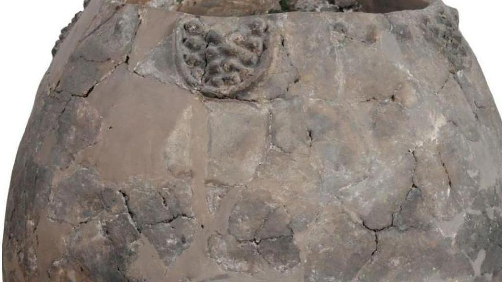 Ditemukan Tembikar Bermotif Anggur, Ternyata Wine Sudah Ada Sejak 8.000 Tahun Lalu