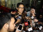 Dibantarkan di RSCM, Setya Novanto Dijaga Tim KPK dan Polri