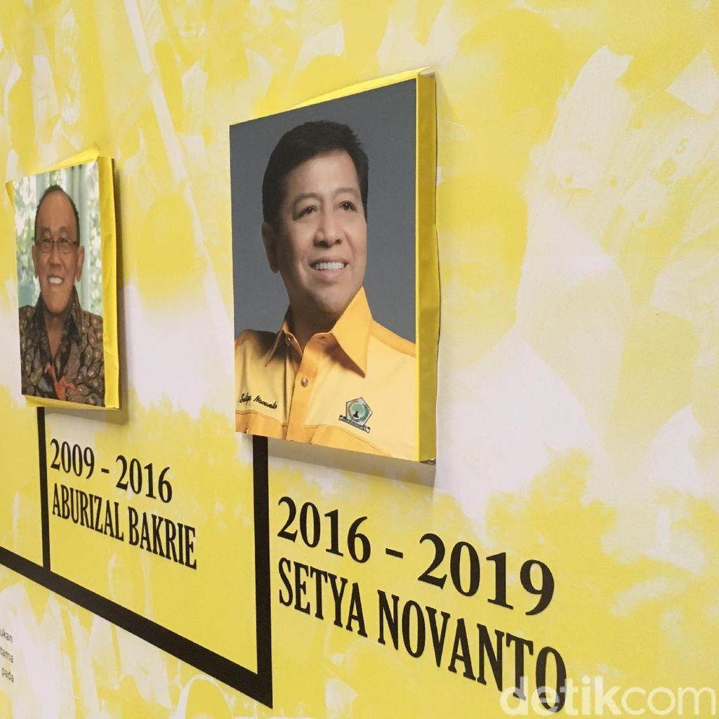 Golkar akan Rapat Pleno, Wasekjen: Kemungkinan Bahas Novanto