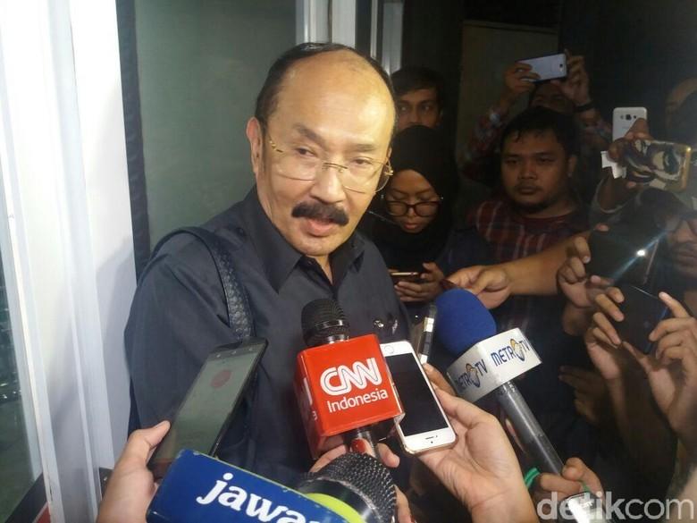 Pengacara: Rusak Parah, Mobil Setya Novanto Hancur Cur Cur