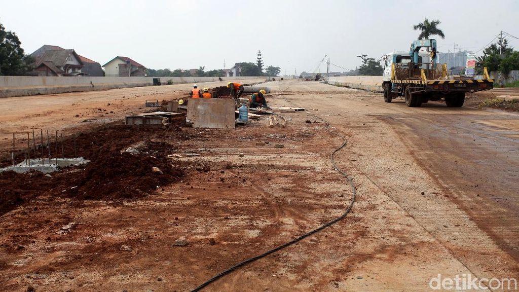 10 Km Tol Bawen-Yogyakarta Bakal Dibangun Melayang