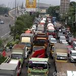 Libur Natal dan Tahun Baru, Tol Jakarta-Cikampek Akan Berlakukan Contraflow