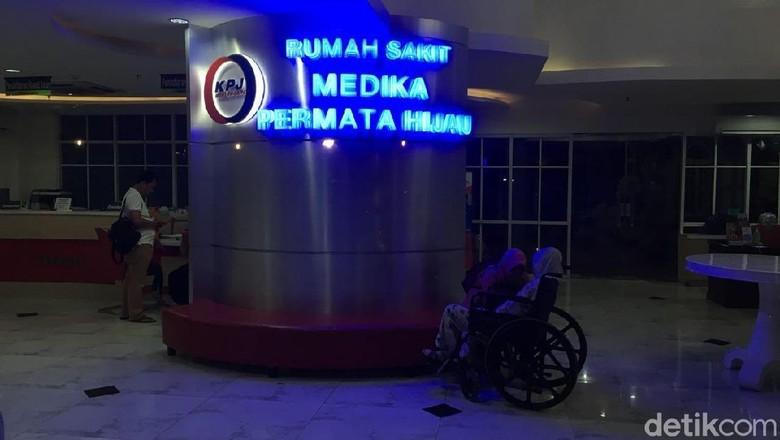 Infus Anak-anak yang Dipakai Novanto: Disorot Netizen, Diperkarakan KPK