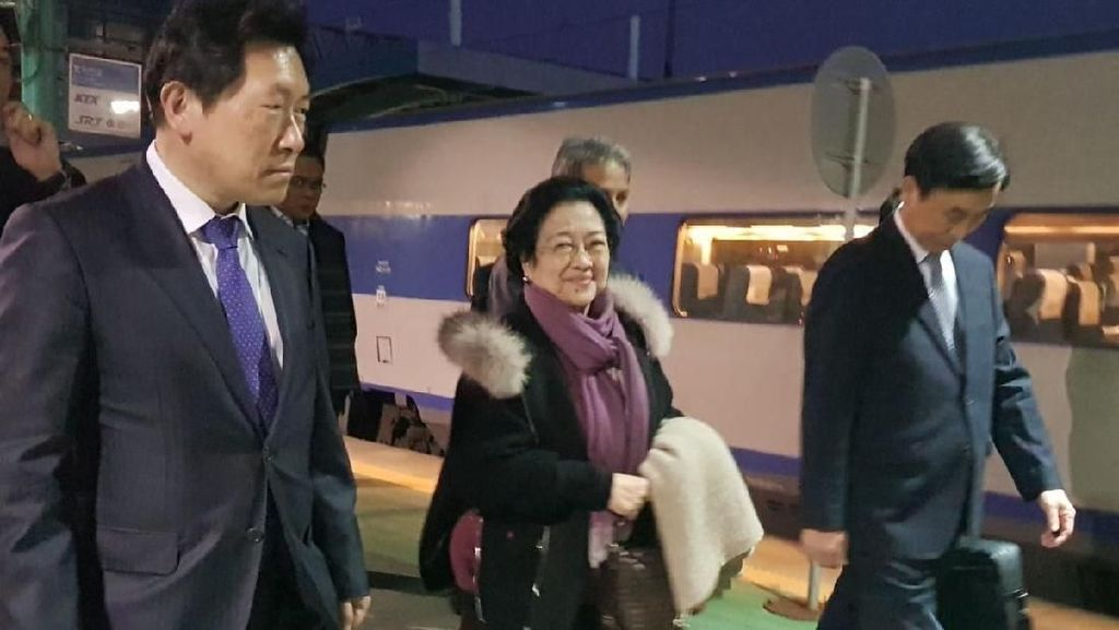 PM Korsel Bahas Penyelesaian Isu Nuklir Korut dengan Megawati