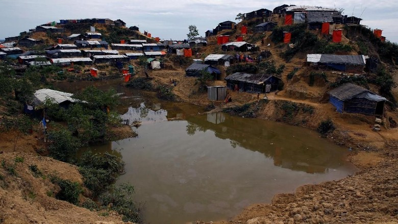 Memprotes Pemulangan, 2 Pengungsi Rohingya Dibui di Bangladesh