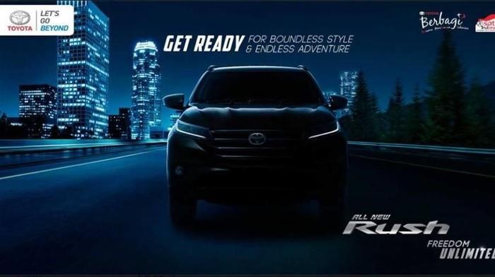 Toyota-Daihatsu Pastikan Kembar Rush Terios Meluncur 23 November