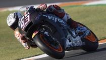 Marc Marquez Tercepat di Hari Kedua Tes MotoGP Valencia