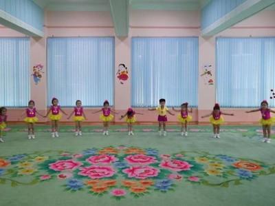 Foto: Yang Berwarna-warni di Korea Utara