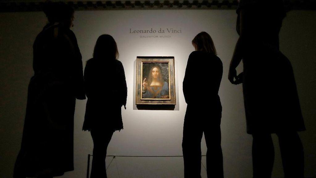 Pangeran Bader dari Arab Saudi Buka Suara soal Lukisan Kristus Rp 6 T