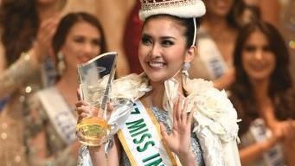 Kevin Lilliana Menang Miss International 2017 karena Mitos Warna Gaun Sama?